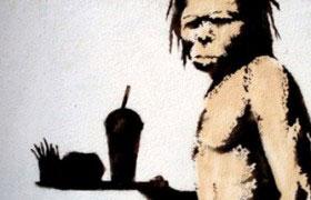 Еда каменного века - сегодня