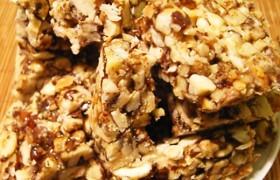 Козинаки с грецкими орехами