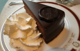 Захер - торт