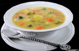 Чаудер, суп