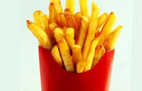 Картофель-фри опасен для здоровья