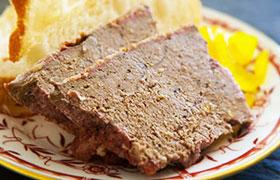 Паштет «Домашний» - из свинины и печени