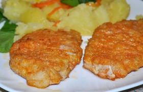 Черный перец уменьшает вред жареного мяса