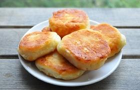 Сырники из творожного продукта
