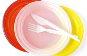 Одноразовую тарелку заменит многоразовая