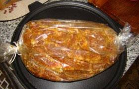 Соус для запекания мяса куском